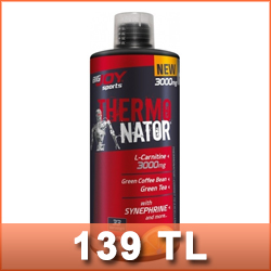 Big Joy Thermonator L-Carnitine 1000 mL