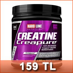 Hardline Creapure 500 Gr
